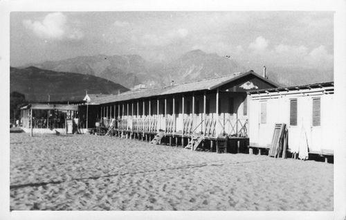 Il bagno paradiso nasce nel 1930 ad opera di vatteroni - Webcam bagno paradiso ...